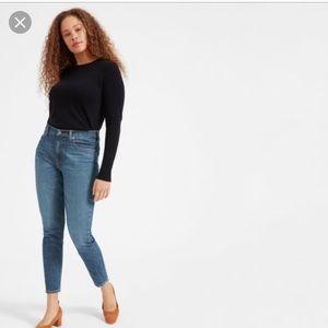Everlane High rise jeans